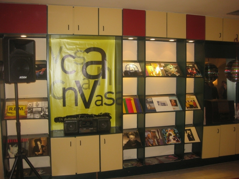 canvas gea 21